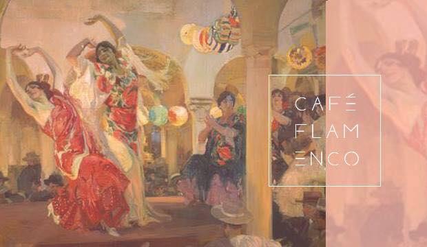 Optreden in Café Flamenco at Venue, 5 november